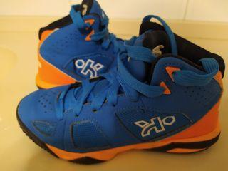 Zapatillas baloncesto niño niña