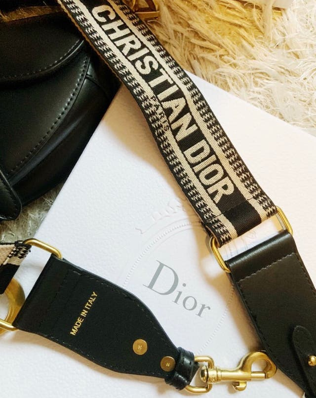 Brand New Dior Saddle Bag