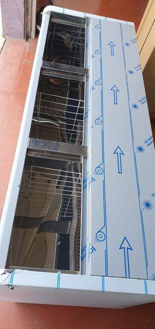 Botellero industrial 3 puertas hostelería