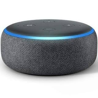 Alexa Echo Dot + Amazon Smart Plug