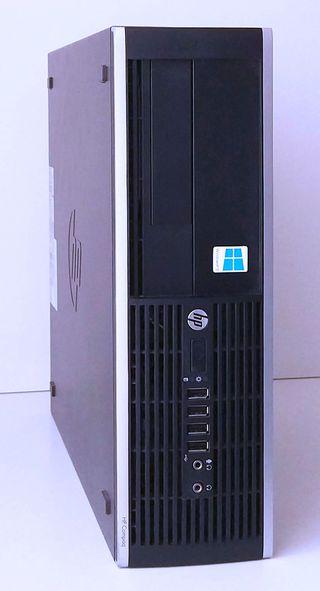 Ordenador (cpu) HP Compaq 8200 Elite SFF, i5
