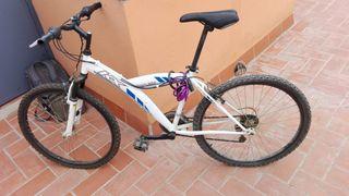 Bicicleta kx sporty msx