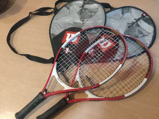 Raquetas tenis niño/a
