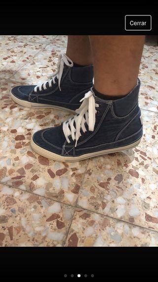 Zapatillas bambas