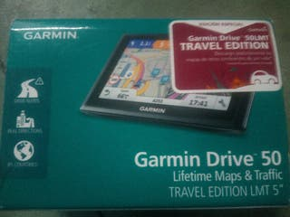 "GPS Garmin Drive 50LMT 5""Travel Edition 85 países"