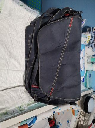 color marino cambiador Tuc Tuc Life In The Air Bolso de maternidad bandolera