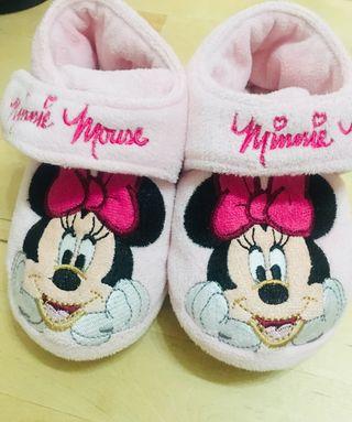 Zapatillas de casa Minnie 26