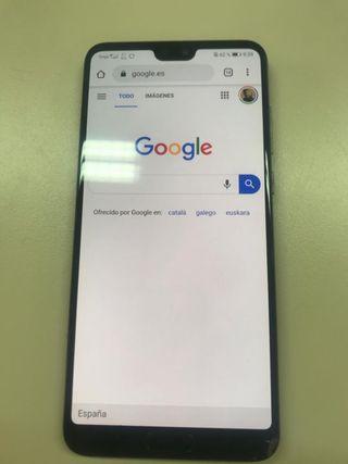 Huawei p20 pro pantalla rota