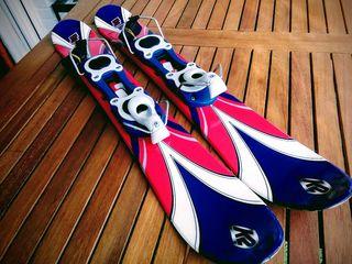 BIG FOOT. ESQUIS CORTOS. K2. SNOWBLADES.