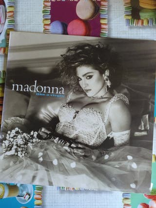 "Disco vinilo de MADONNA ""LIKE A VIRGIN"""