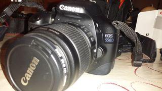 Cámara Fotográfica Réflex Canon EOS 550D