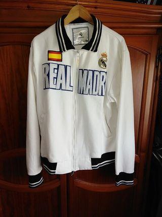 Sudadera Real Madrid, talla XXL
