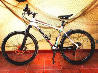 """bici montaña Giant 26"""""""