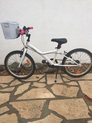Bicicleta infantil de 6 a 8 años