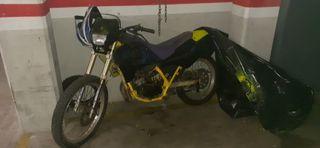 Suzuki rmx 50 cross