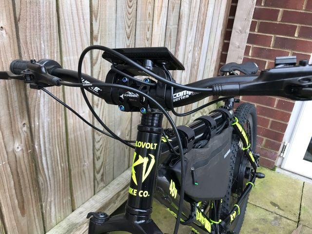 KiloVolt Omega Mk3 Electric Bike E-Mtb