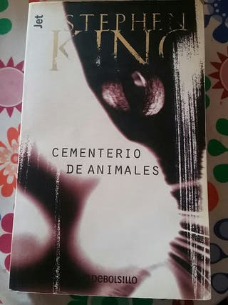 cementerio de animales de Stephen King