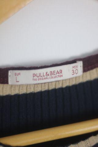 Vestido tubo de Pull and Bear