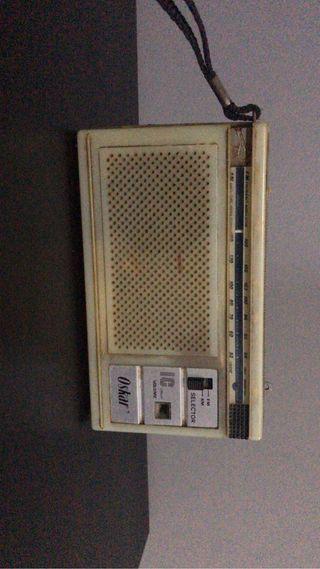 Radio antigua oskar