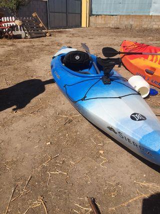 kayak perception sierra