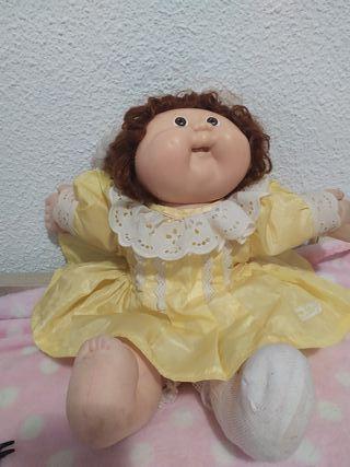 cabbage patch kids muñeca repollo