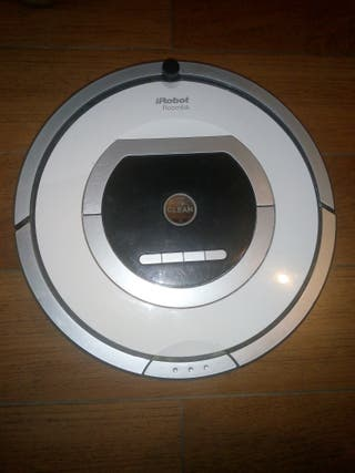 Se vende robot de limpieza iRobot Roomba mod. 760.