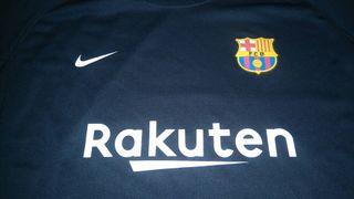 camiseta Nike FCB entrenamiento talla XL