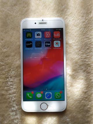 Iphone 6 64Gb Plateado