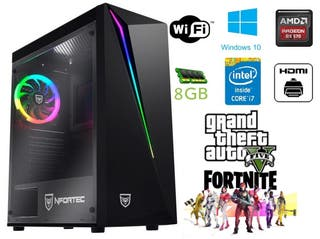 Pc Gaming Intel I7 - CON FACTURA Y GARANTÍA