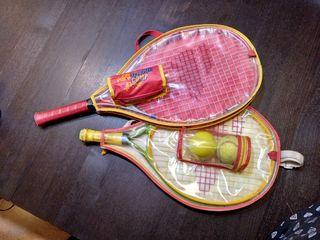 Raqueta de tenis tamaño infantil