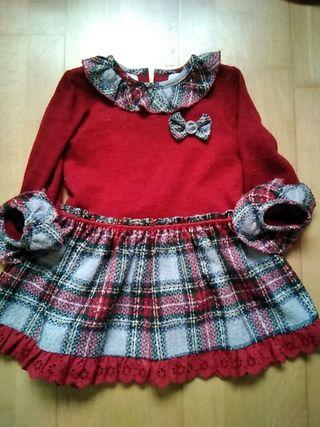 vestido niña nuevo español