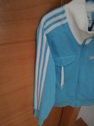 CHAQUETA CHÁNDAL Adidas 12 años