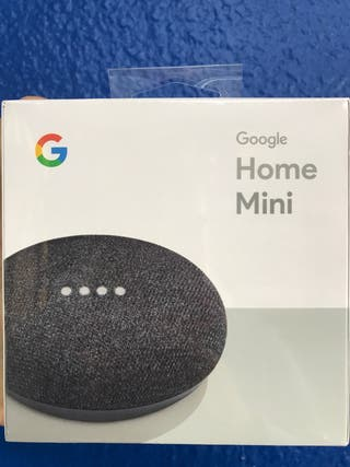 Google home mini altavoz