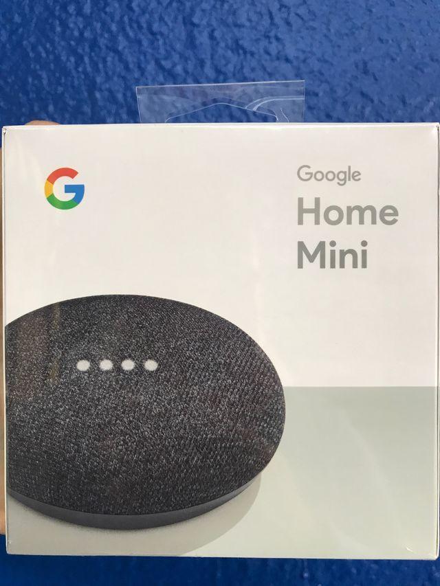 Google home mini altavoz