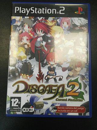 Disgaea 2 para PS2