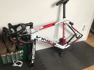 Bicicleta bici carretera cuadro