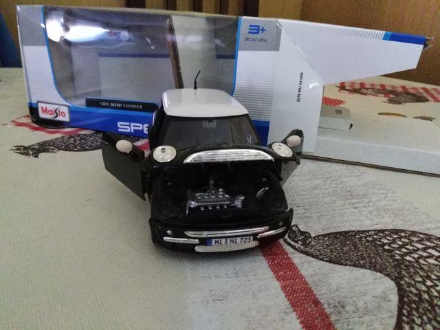mini cooper maketa