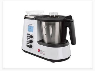 Robot cocina Lidl. Monsieur Cuisine Édition Plus