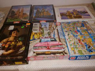 Vendo puzzles