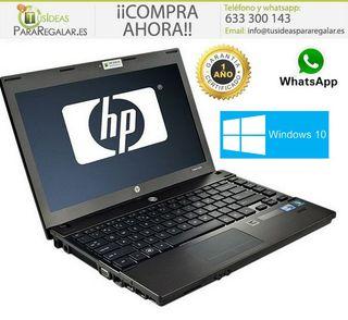 Portátil Hp ProBook 4320s, i3 / Cam / HDMI / Windo