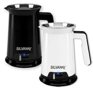 Calentador eléctrico de leche y espumado 450W