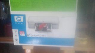 Impresora HP Deskjet D2360