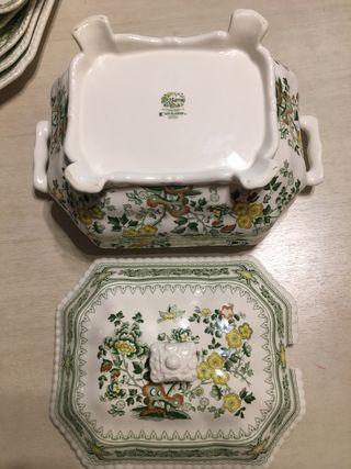 Vajilla San Claudio modelo Kantong