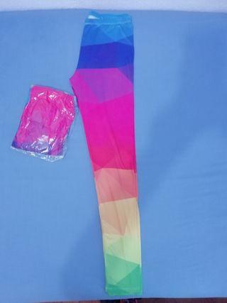 mallas de colores
