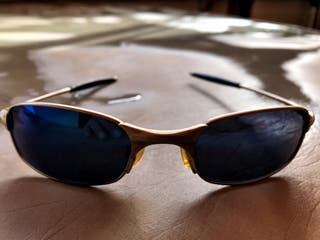 Oakley Retro Metal Frame Iridium