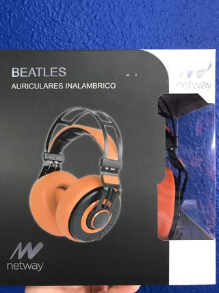 Auriculares inalámbrico Beatles netway