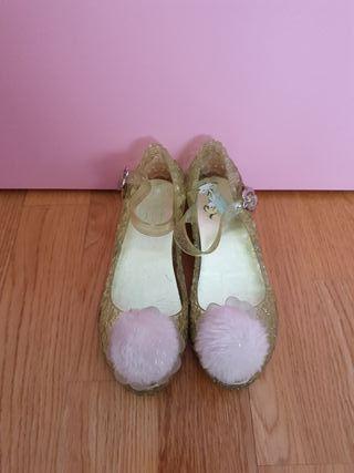 Zapatos Campanilla talla 27/28