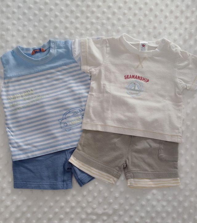 Lote ropa bebé 3-6 meses