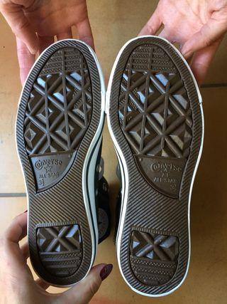 Zapatillas converse nuevas sin estrenar