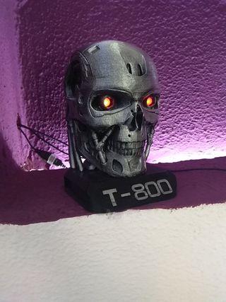 busto Terminator